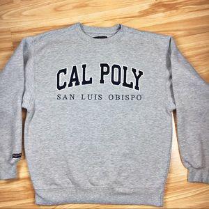 CAL POLY SLO crewneck sweatshirt | Jansport